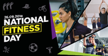National Fitness Day Is Coming!!