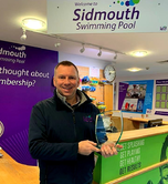 Sidmouth Swimming Pool Win Customer Experience Award